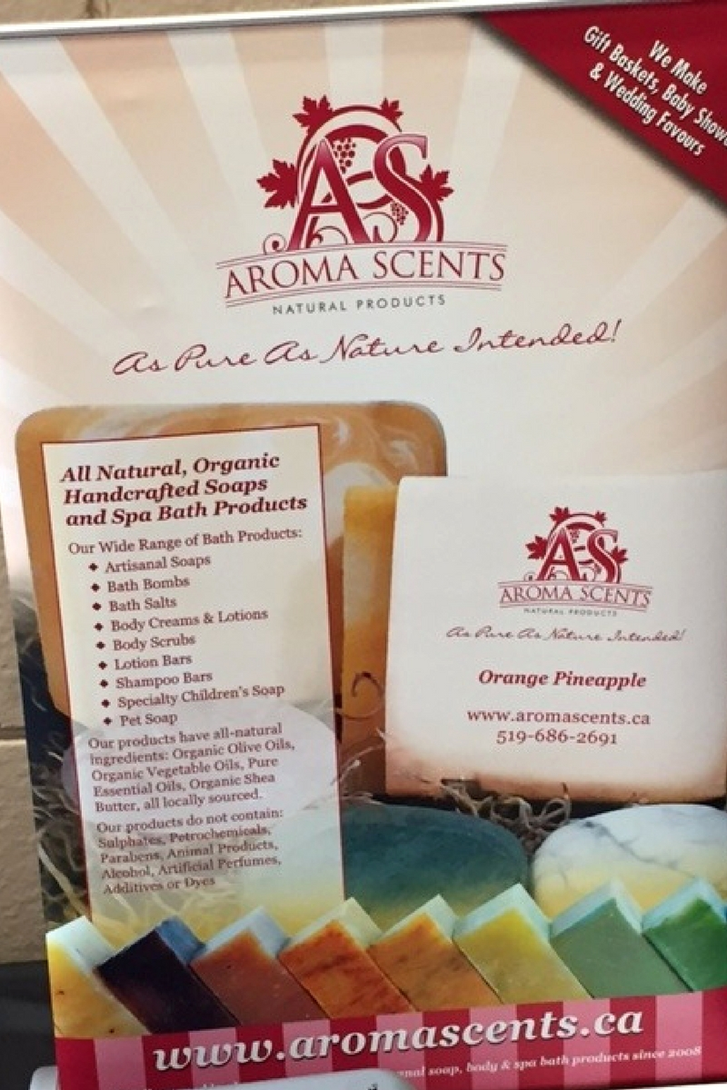 Aromascents - All Natural Soap