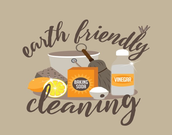 Earth Friendly Cleaning With Essential Oils