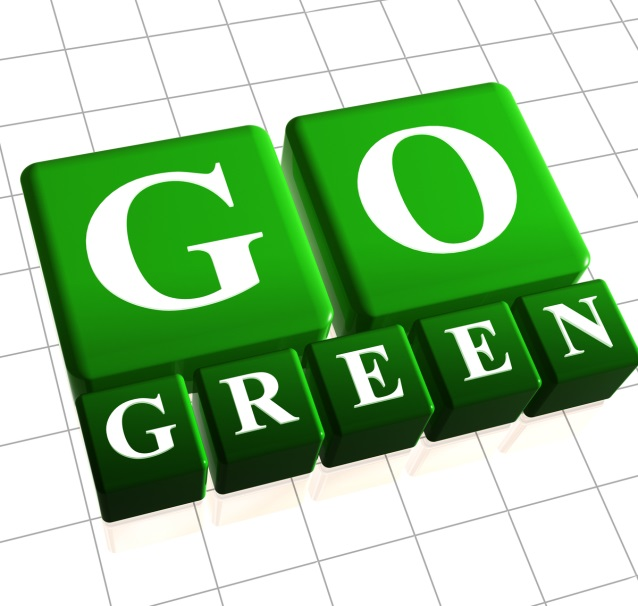 Go Green With Essential Oils