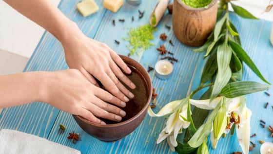 Aroma Scents Naturals - Nail Soak