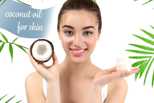 Coconut Oil for Skin - Aroma Scents