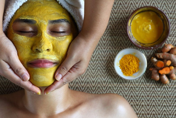 Aroma Scents Naturals - Ginger Mask