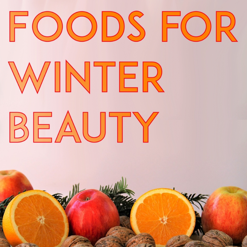 Aroma Scents Naturals - Foods for Winter Beauty