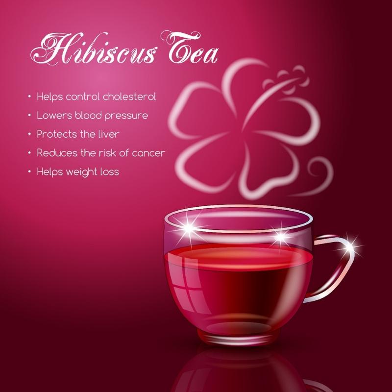 Aroma Scents Naturals - Hibiscus Tea