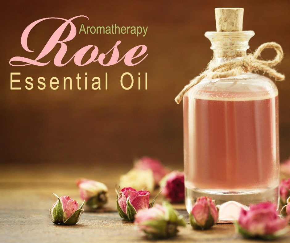 Aroma Scents Naturals - Rose Essential Oil