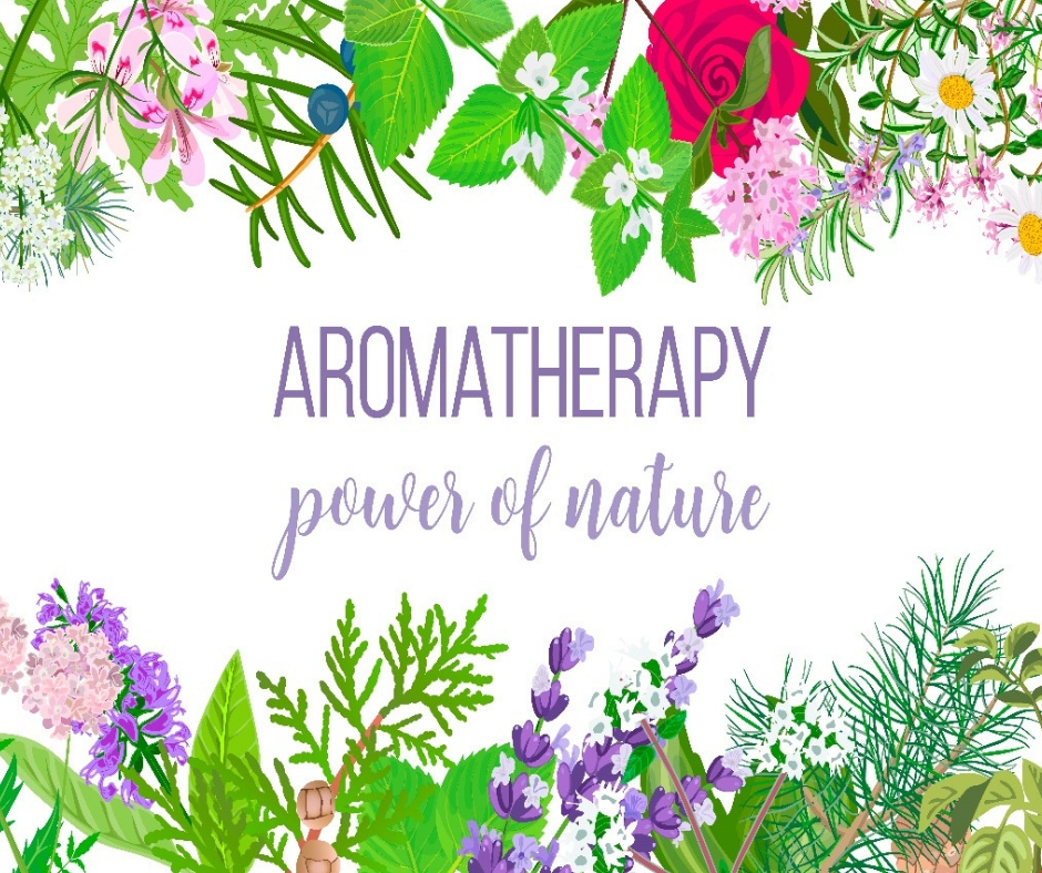 Aroma Scents Naturals - Power of Nature